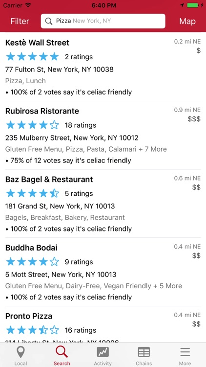 Find Me Gluten Free screenshot-4