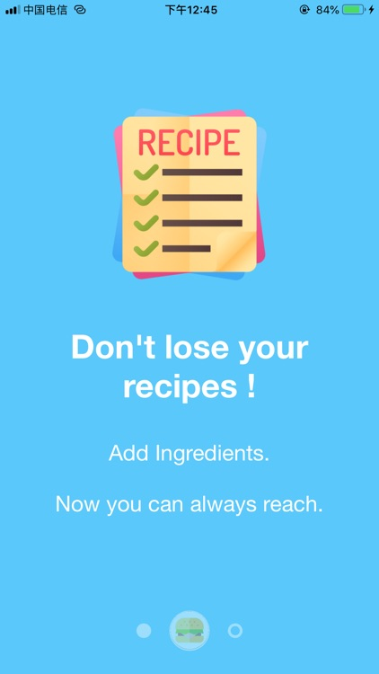 My Food & Recipes
