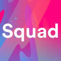 Olabot - Squad - social screen sharing artwork