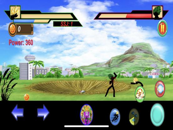 Super Stick Dragon VS Saiyan screenshot 11
