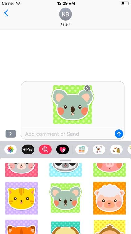 CuteAniLabelSt screenshot-3