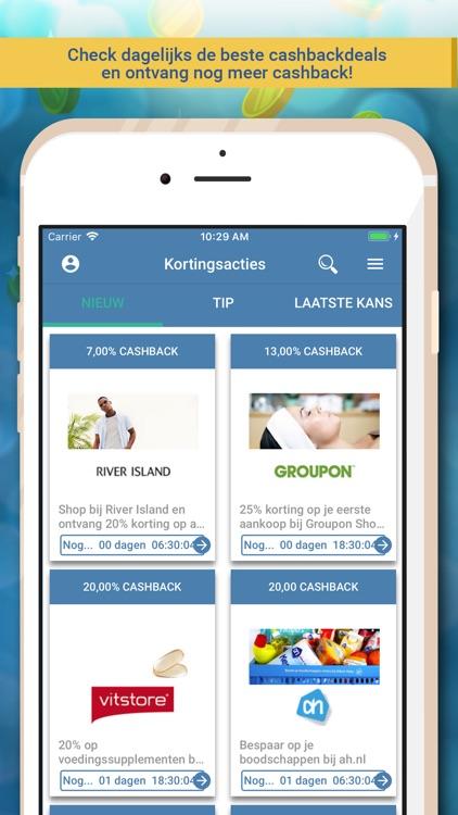 ShopBuddies Cashback App