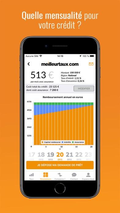 messages.download Meilleurtaux – Taux et Crédit software