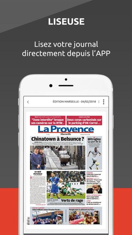 La Provence : actu en direct screenshot-4