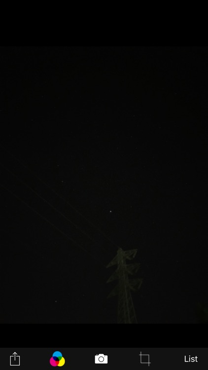 Starry sky Camera screenshot-1