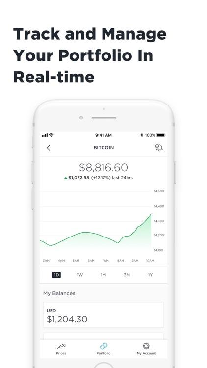 Gemini: Buy Bitcoin Instantly screenshot-4
