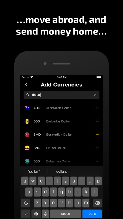 Concurrency Currency Converter screenshot-3