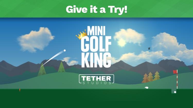 Mini Golf King screenshot-4
