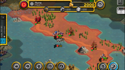 Demise of Nations screenshot 1