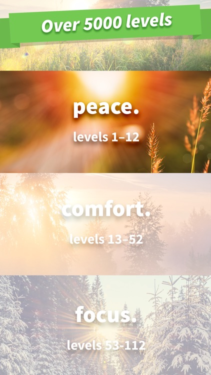 Word Peace - Collect & Relax screenshot-3