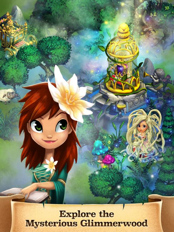Castle Story™ iPad app afbeelding 3