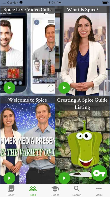 Spice - shopping by video call screenshot-4