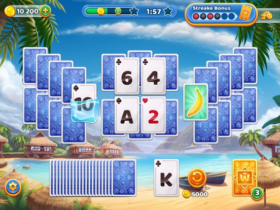 Solitaire Cruise screenshot 6