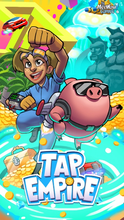 Tap Empire: Auto Tapper Game screenshot-7