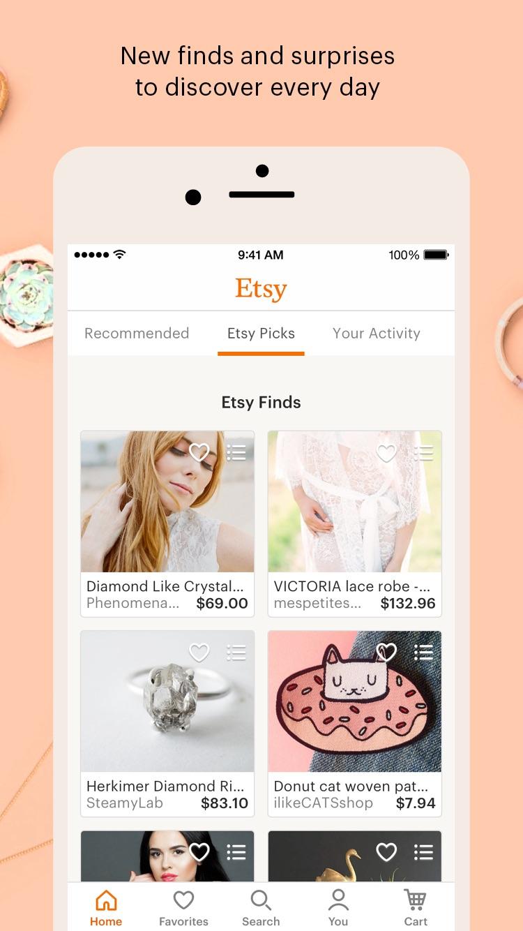 Etsy – Shop Creative Screenshot