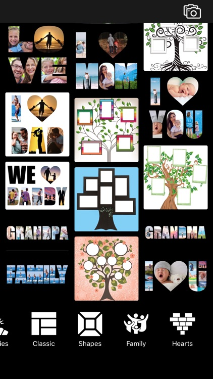 Photo Collage Maker : Pic Grid screenshot-6