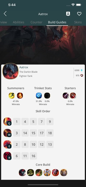 Summoner's Companion for LoL on the App Store
