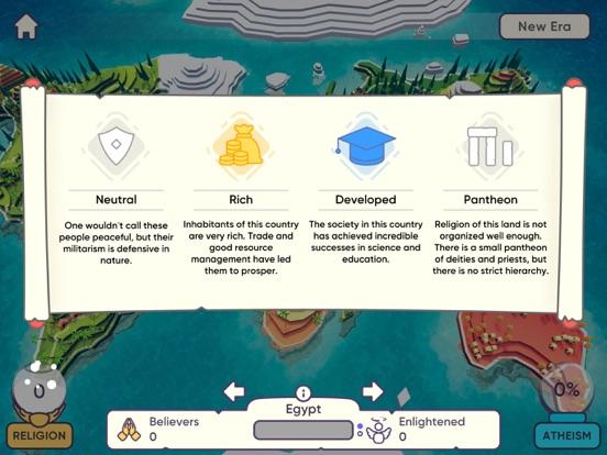 God Simulator. Religion Inc. screenshot 8