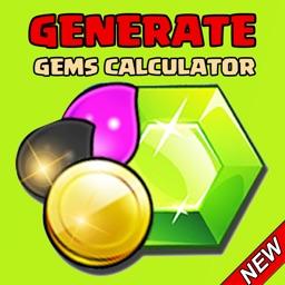 COC Gems Calc - COC Bases