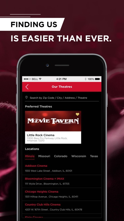 Marcus Theatres & Movie Tavern screenshot-8