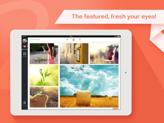 Wallpapers HD for iOS8 & iPhone6 screenshot