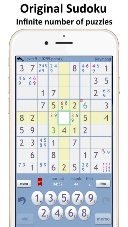 Sudoku 9 Pro screenshot-0