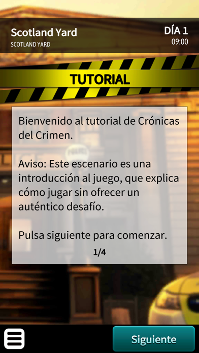 Crónicas del CrimenCaptura de pantalla de3