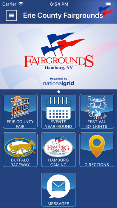 Erie County Fairground screenshot one