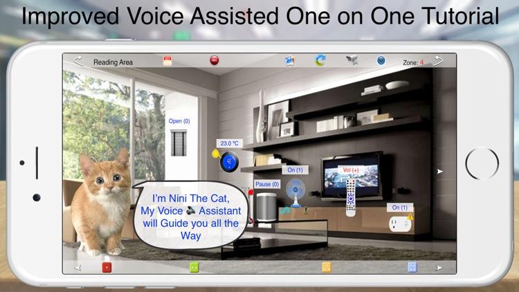 HOS Smart Home BACnet BMS Live screenshot-7
