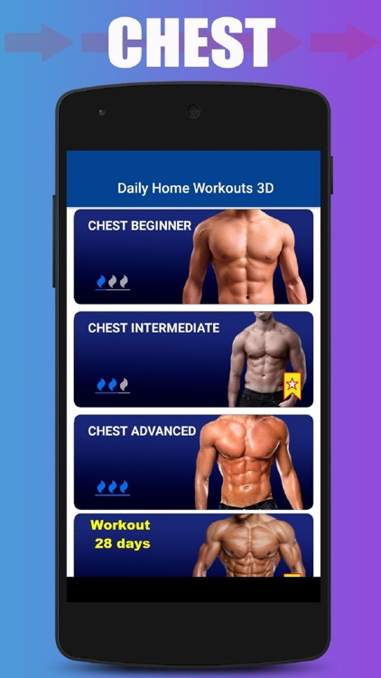 Home Workout No Equipment screenshot-5