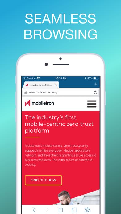 MobileIron Web@Work - Revenue & Download estimates - Apple