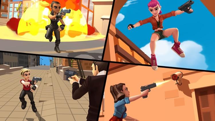 Charlie's Angels: The Game screenshot-3