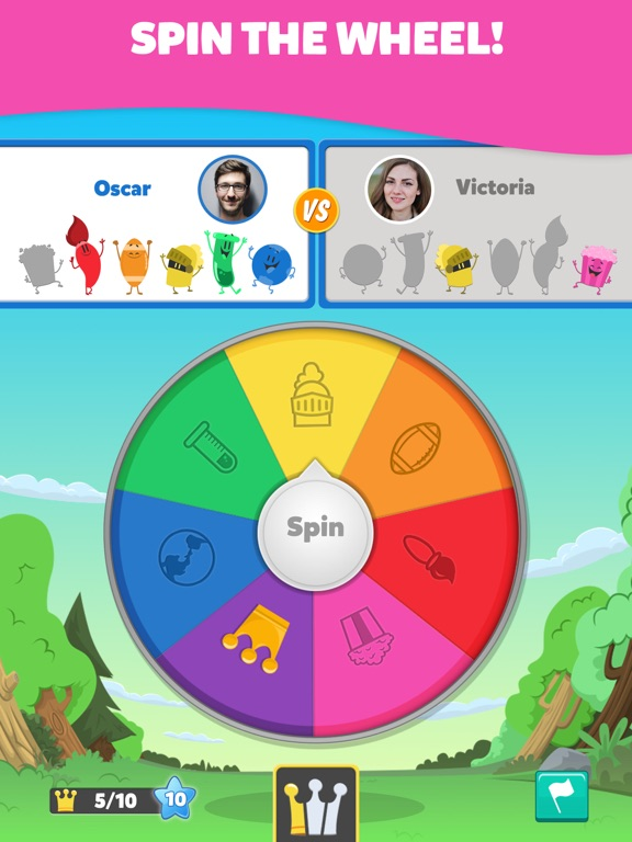 iPad Image of Trivia Crack 2