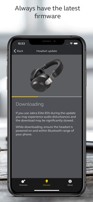 1db66c1c92f Jabra Sound+ on the App Store