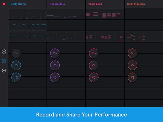 Auxy Jam - Simple Beat Maker screenshot 5
