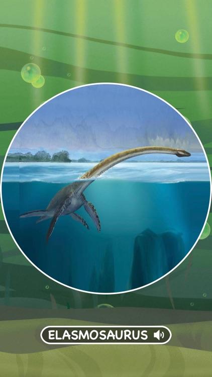Cards of Dinosaurs for Toddler screenshot-8