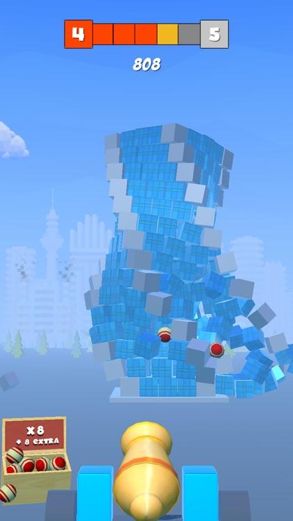 Hit & Knock : Destroy Tower screenshot-6