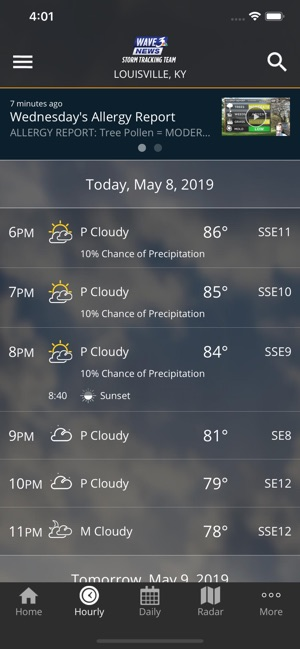 WAVE 3 Louisville Weather on the App Store