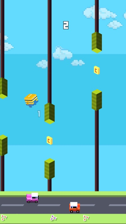 Flappy Road - Story of Minions