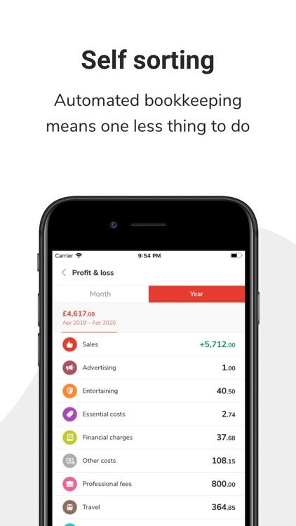 Countingup business account screenshot-3