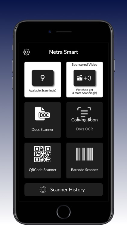 Netra Smart : Document Scanner screenshot-7