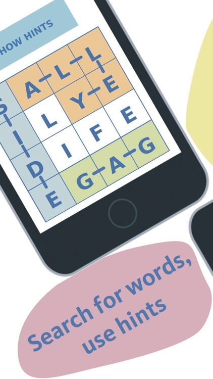 Sloword: new find words games