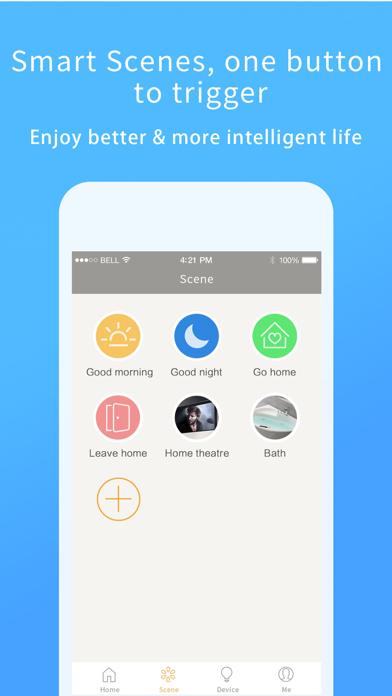 Intelligent Home Center by BroadLink Co , Ltd (iOS, United