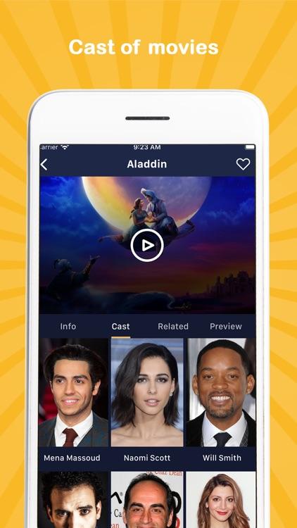 My Movies - Movie & TV Show HD screenshot-8
