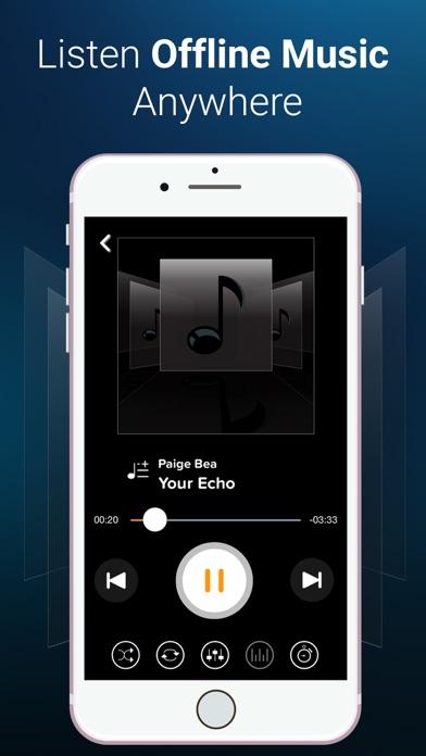 Cloud Music -Offline Mp3 Music Screenshot
