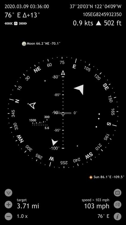Commander Compass Go