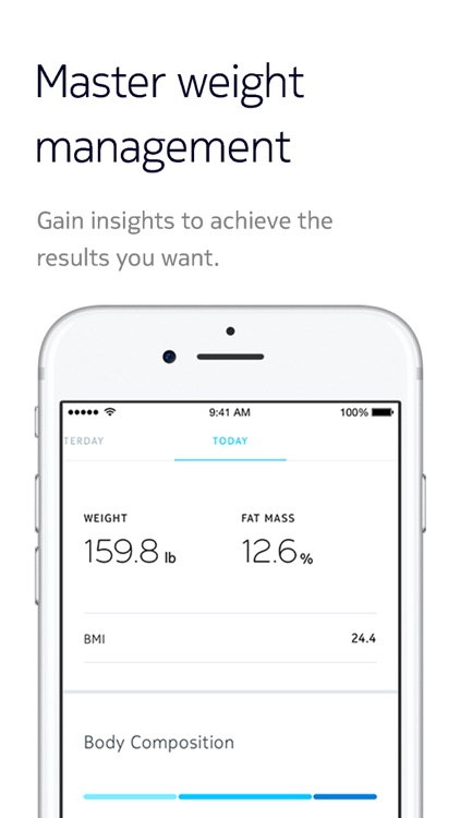 Withings Health Mate screenshot-4
