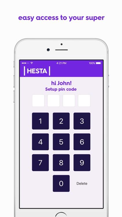 HESTA Mobile screenshot-4