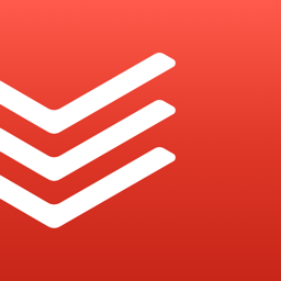 Todoist app icon: To do list and tasks