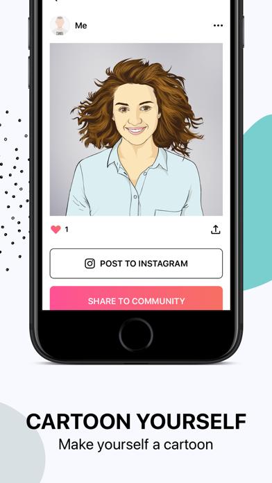 似顔絵アプリ - アバター作成のおすすめ画像6